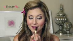 Glam Makeup Tutorial: The Balm Cosmetics Nude Dude Palette