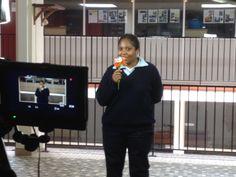 Tournage de CVVidéo à l'Epide à Montry #facealemploi.tv