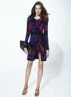 DVF Resort 2015 Lookbook (Diane von Furstenberg)