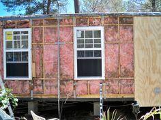Mobile Home Exterior Remodel Inspiring Ideas Pinterest - Mobile home exterior renovations