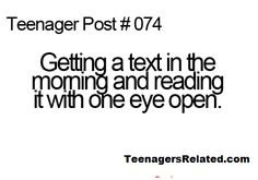 Teenagers Related Posts wow i actually do this :P