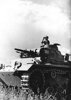 Commanding tank Pz.Bef.Wg.III Ausf.H.