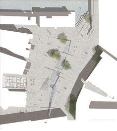 Riqualificazione piazza Ferdinando di Savoia. Peschiera del Garda