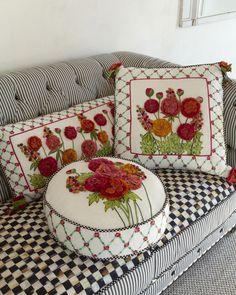 Mackenzie Childs Pillows