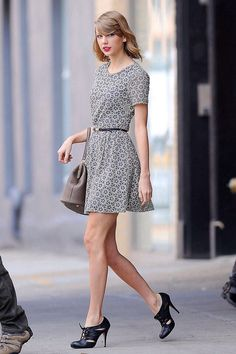 Love this dress on her