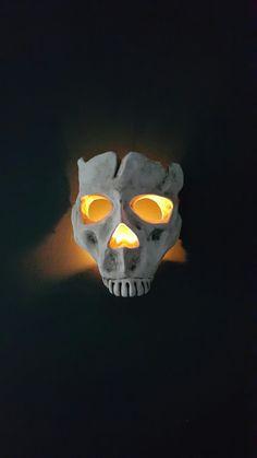 my ceramic skull night. Ceramic Design, Skull, Night, Art, Art Background, Kunst, Performing Arts, Skulls, Sugar Skull