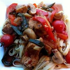 """October 15- National Chicken Cacciatore Day. Try Chef John's Chicken Cacciatore for dinner!  """"Absolutely beyond fabulous. Followed recipe exactly! Do not change a thing! After 6 years of cooking, my hubby said this is the BEST dish I have EVER made!"""""""