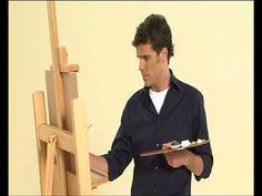 34.1 Oleo: Veladuras - YouTube Oil Painting Tips, Watercolor Paintings, Youtube, January 8, Manual, Tutorials, Oil Paintings, Tips, Portrait