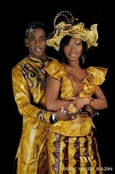 Were Were Bazin African fashion Ankara Kente kitenge African women dresses African prints African men's fashion Nigerian style Ghanaian fashion DKK African Inspired Fashion, African Men Fashion, African Dresses For Women, African Print Dresses, Africa Fashion, African Fashion Dresses, African Prints, Ghanaian Fashion, African Outfits