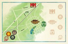 Craft Beer Trail card - breweries only