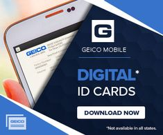 GEICO Mobile Digital ID Cards