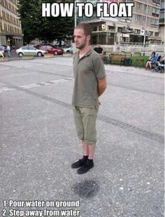 This is the perfect optical illusion.