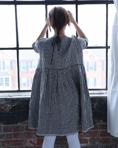rennes . veritecoeur - linen dress