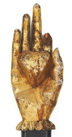 American hand carved and painted heart-in-hand. Collection of Lester Breininger. American carved and painted heart-in-hand Odd Fellowship Lodge parade staff, c. Vanitas, Heart Art, My Heart, Symbol Hand, Show Of Hands, Heart Hands, Arte Popular, Sacred Heart, Hand Carved