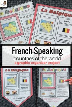 Learning French or any other foreign language require methodology, perseverance and love. In this article, you are going to discover a unique learn French method. Travel To Paris Flight and learn. French Teaching Resources, Teaching French, Teaching Spanish, Teaching Ideas, Spanish Activities, Teaching Reading, French Lessons, Spanish Lessons, French Language Learning