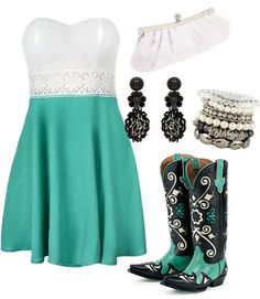 """(:"" by hotcowboyfan ❤ liked on Polyvore"