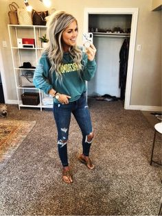 20 Casual Fall Outfit Ideas To Copy Right Now 09 Cold Weather Outfits, Fall Winter Outfits, Spring Outfits, Winter Fashion, Casual Winter, Winter Tops, Winter Clothes, Winter Wear, Fashion Spring
