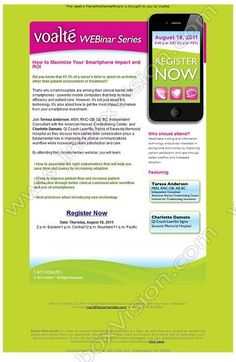 company fierce mobile healthcare subject webinar how to maximize your smartphone impact and