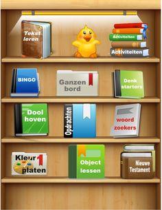 Materiaalkast 1 Véél ideeën op deze site!