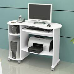Mesa para Computador C18 em MDF - Dalla Costa