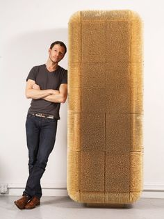 Sebastian ERRAZURIZ artist+designer NYC magistral cabinet