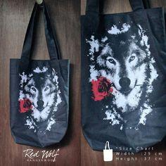 Hangerwood Bag Red Wolf