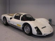 The Porsche 906 or Carrera 6 was the last street-legal racing car from Porsche.