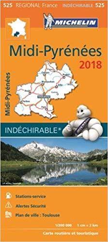 Telecharger Carte Midi Pyrenees Michelin 2018 Pdf Par Carte