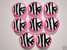 1000 Images About Pink Zebra Bedroom Makeover On
