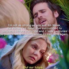 "Hook and Emma - 5 * 9 ""Birth"" #CaptainSwan"