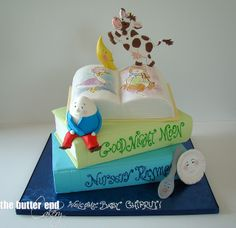 Baby Shower Cake ok Janna needs to work her magic for this one
