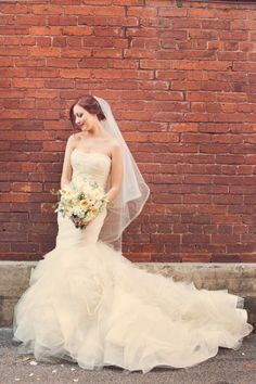 Aisle Style: Stunning Mermaid Wedding Dresses!