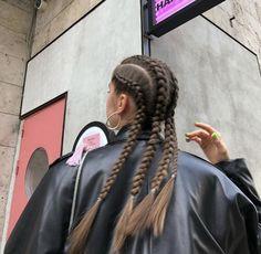 Baddie Hairstyles, Pretty Hairstyles, Bad Hair, Hair Day, Hair Inspo, Hair Inspiration, Aesthetic Hair, Grunge Hair, Dream Hair