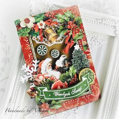 """Cozy Christmas"" cards for Graphic 45 Cozy Christmas, Christmas Time, Christmas Crafts, Christmas Decorations, Beautiful Christmas Cards, Graphic 45, Brand Ambassador, Projects, Handmade"