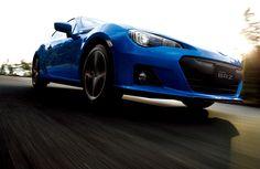 2015 Subaru BRZ Turbo Design