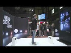 Goertz Virtual Shoe Fitting, Realidad Aumentada