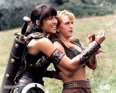 Xena & Gabriela