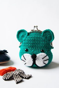 ~ Sweet wallet Lion ~  made by sweetcrochet.nl