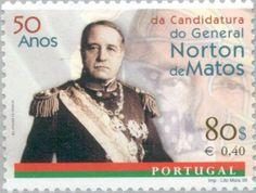 Norton de Matos. - José Maria Mendes Ribeiro Norton de Matos GCTE • GOA • GCA •…