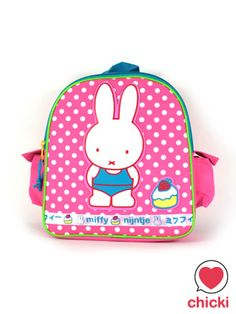 Miffy Dotty Backpack