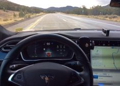 Now that the autopilot function in Tesla's new operating system has been out for awhile, we're starting to see people really testhow far the …