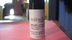 1 Philosophy Miracle Worker MIRACULOUS ANTI-AGING CONCENTRATE .25OZ/7.5ML #Philosophy