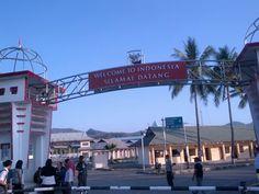 Indonesia-Timor Leste Border, East Tasifeto