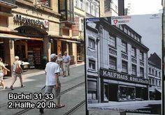 Historische Straßenansichten « Bildergalerien « Impressionen « Neuss Marketing