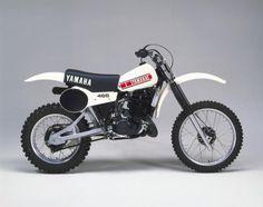 Yamaha YZ465 1980