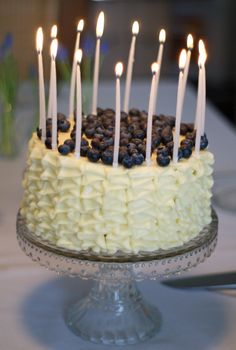 heidelbeertorte  blueberry cake