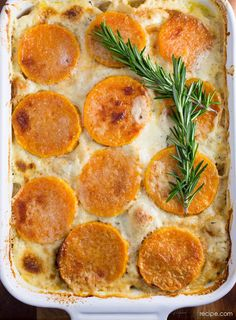 Butternut Squash Lasagna | 11 Unique Pasta Recipes You Never Knew You Wanted by Homemade Recipes at http://homemaderecipes.com/cooking-101/11-unique-pasta-recipes/