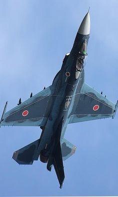 JASDF Mitsubishi F-2A