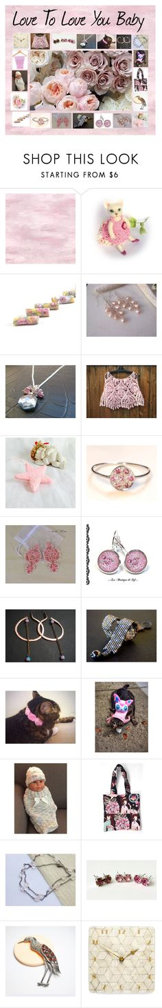 """Love To Love You Baby: Romantic Gift Ideas"" by paulinemcewen ❤ liked on Polyvore featuring vintage and country"