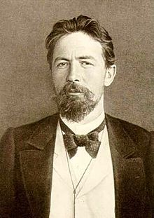 Anton Chekhov, 1860-1904, (Russ.) short-story writer, dramatist. Uncle Vanya, The Cherry Orchard, The Three Sisters.